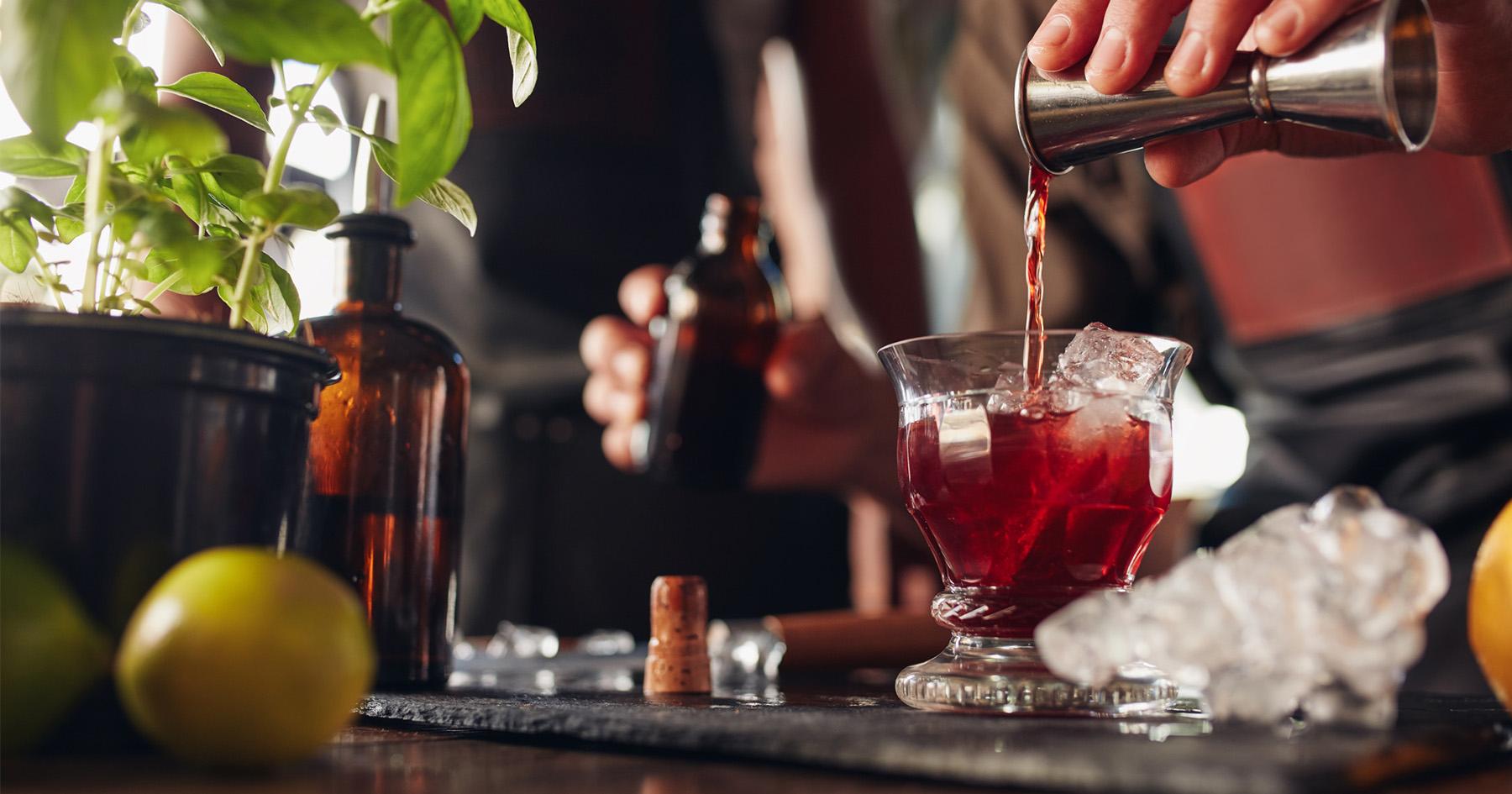 adult beverage sales